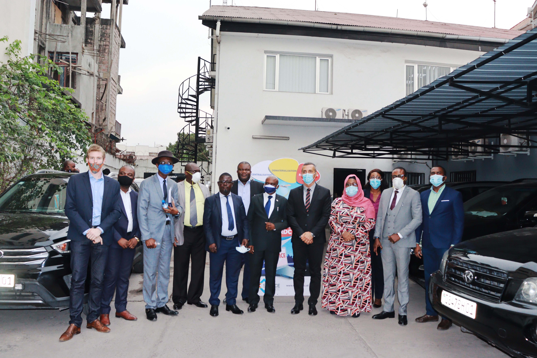 Séance de travail : Présidence de la République et SEGUCE RDC