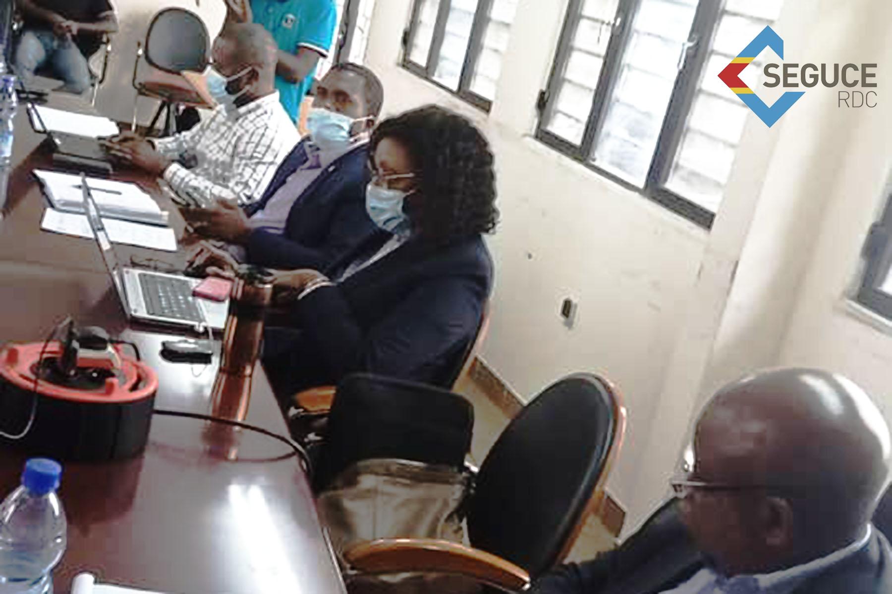 PRÉSENTATION DE LA PLATEFORME DE GESTION INFORMATISÉE DE LA CITES (CMIS) A SEGUCE RDC